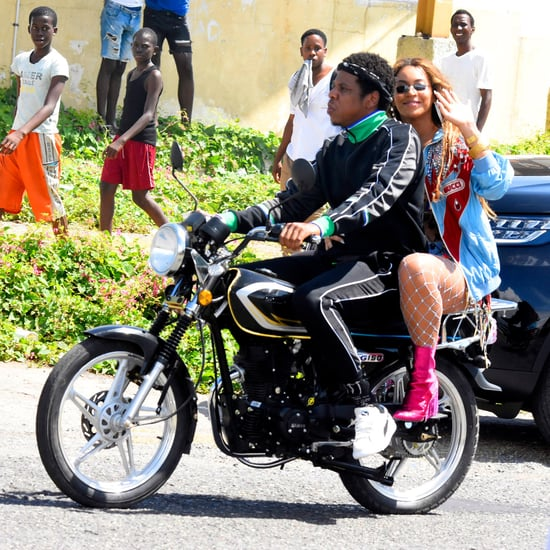 Beyoncé and JAY-Z Filming Music Video in Jamaica March 2018