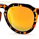 A. J. Morgan AJ Morgan Tortoise Mirror Sunglasses ($24)