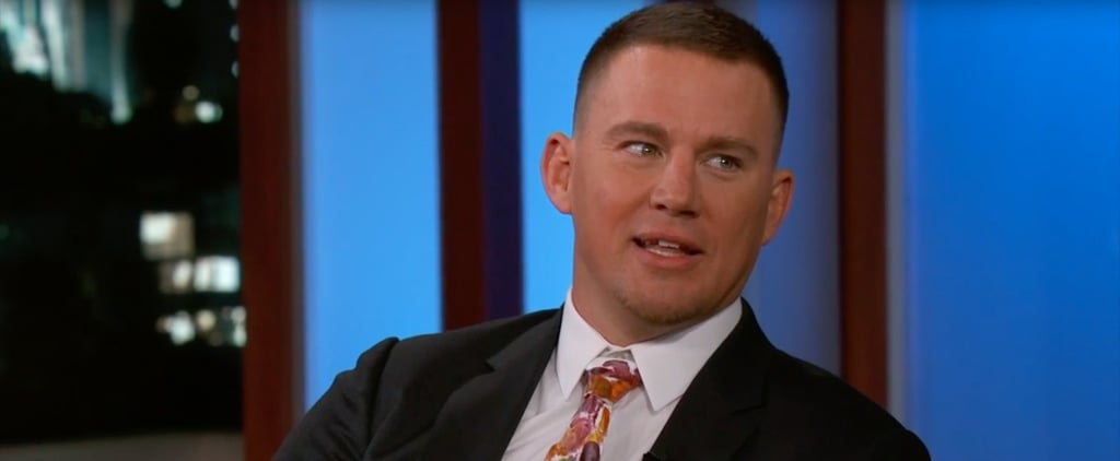 "Channing Tatum's Daughter Asked to Watch a ""Real Movie"" After He Showed Her Step Up"