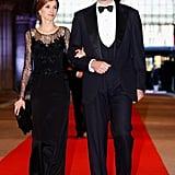 Royal Ball Letizia