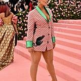 Ashley Graham Met Gala Ponytail 2019