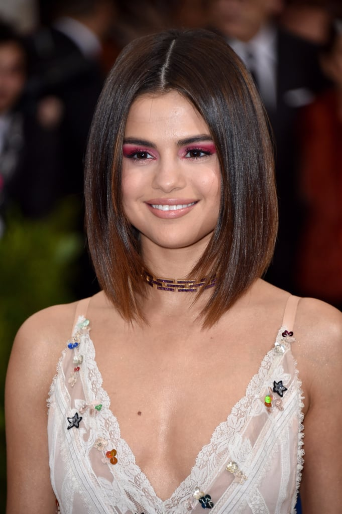 Selena Gomez Hair Evolution Popsugar Beauty