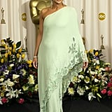 Jennifer Lopez at the 75th Annual Academy Awards