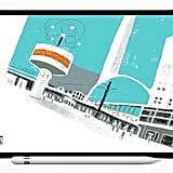 Apple – iPad Pro (AED2,499)