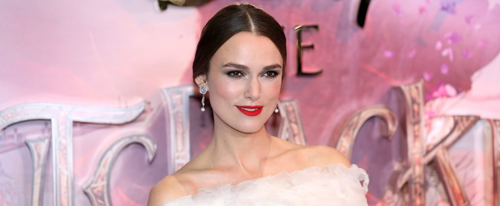 Keira Knightley on Letting Her Daughter Watch Disney Movies