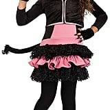 Black Kitty Hoodie Costume