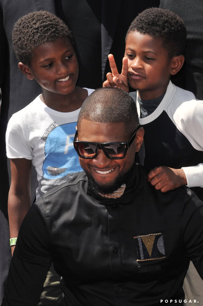 Usher Raymond Kids | www.pixshark.com - Images Galleries ...