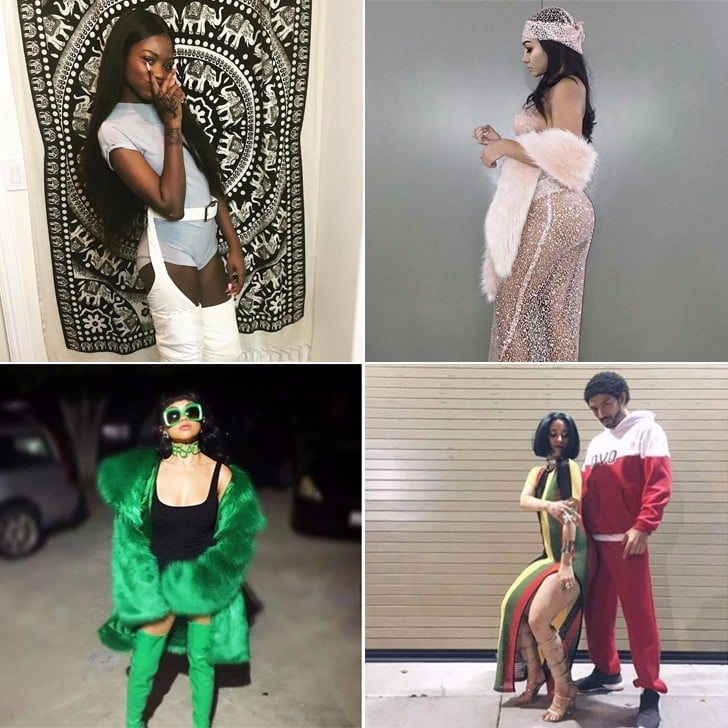15 Sexy Rihanna Costumes That Absolutely Won Halloween