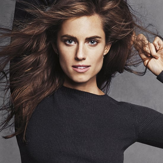 Allison Williams in Harper's Bazaar December 2015