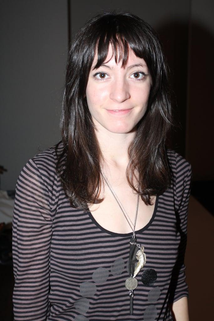 Janeane Marie Ceccanti, Project Runway Season 7