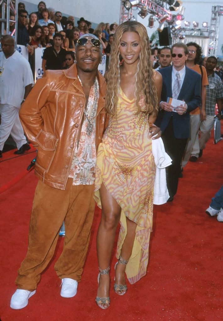 Sisqó and Beyoncé