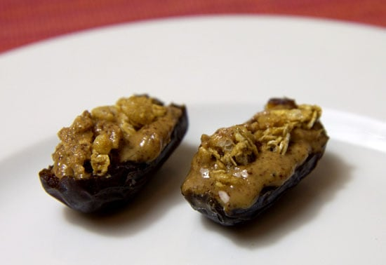 Almond-Butter- and Granola-Filled Dates