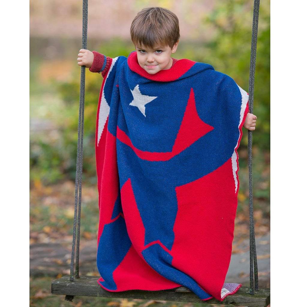 Superhero Blanket