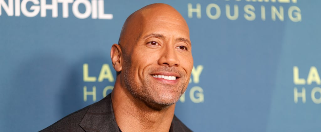 Dwayne Johnson's Message to Fan Who Lost His Mum and Sister