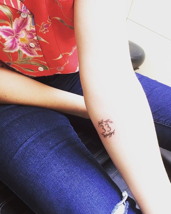 Number 33 Inner Arm Tattoo New Tattoo Ideas Inspiration