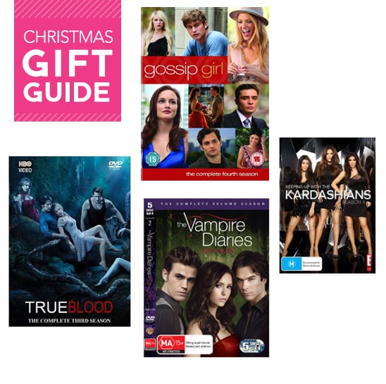 Drama DVDs Including Gossip Girl, The Slap and Vampire Diaries for Christmas Present Ideas