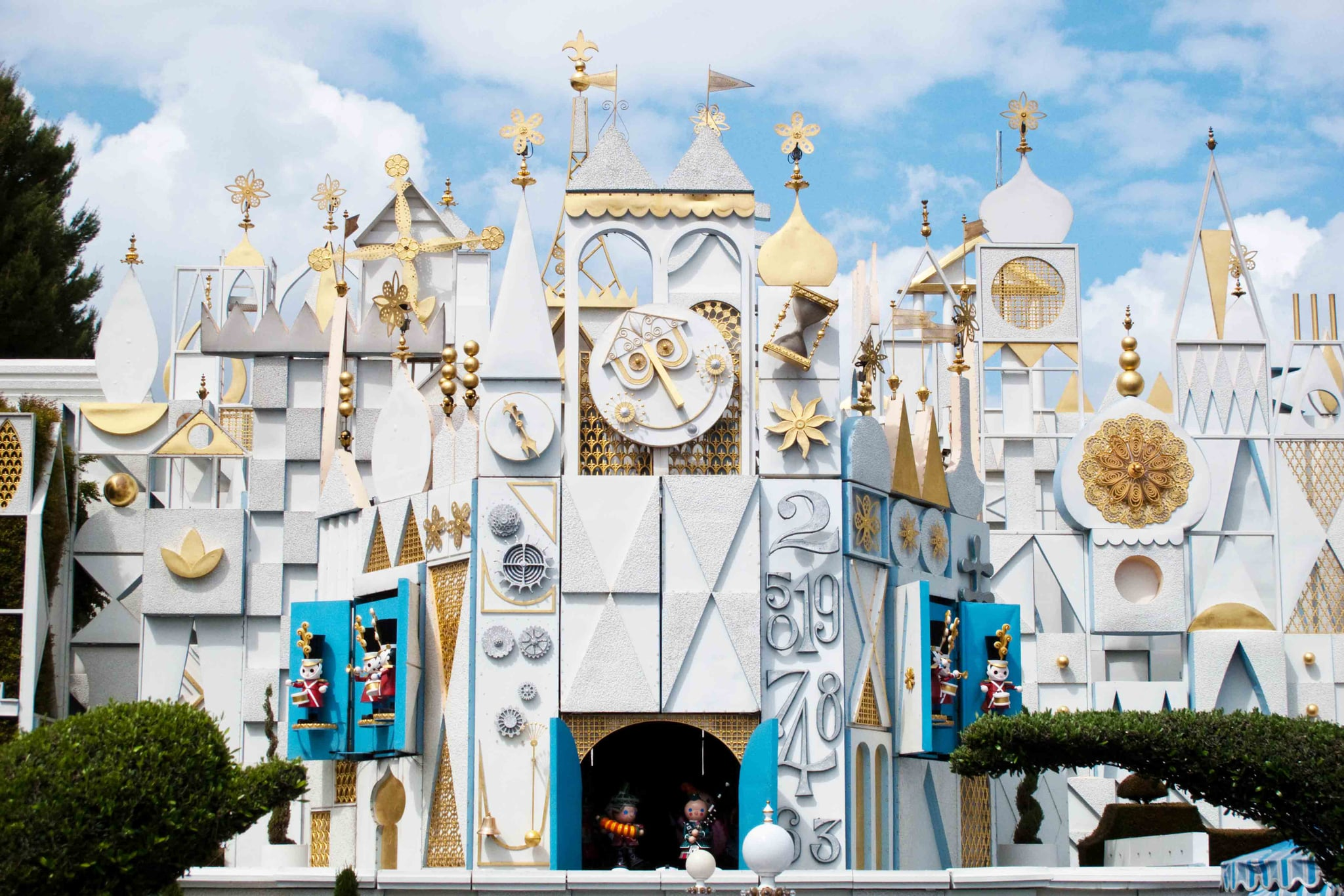 It\'s a Small World Changes at Disneyland | POPSUGAR Family