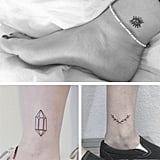 Small Ankle Tattoos
