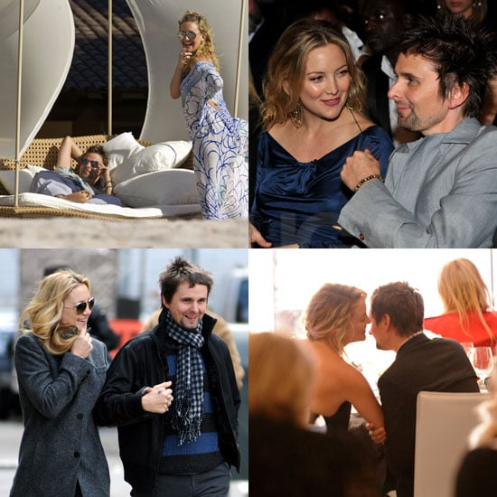Kate Hudson and Matthew Bellamy Baby Slideshow Pictures ...