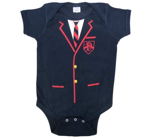 Baby Warblers Uniform ($5)