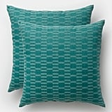 Get the Look: City Geo Square Outdoor Pillows