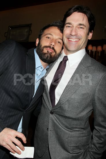 Pictures of Blake Lively, Ben Affleck, Jon Hamm Celebrating The Town