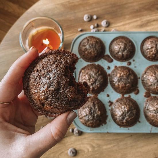 Dark Chocolate Espresso Protein Muffins Recipe