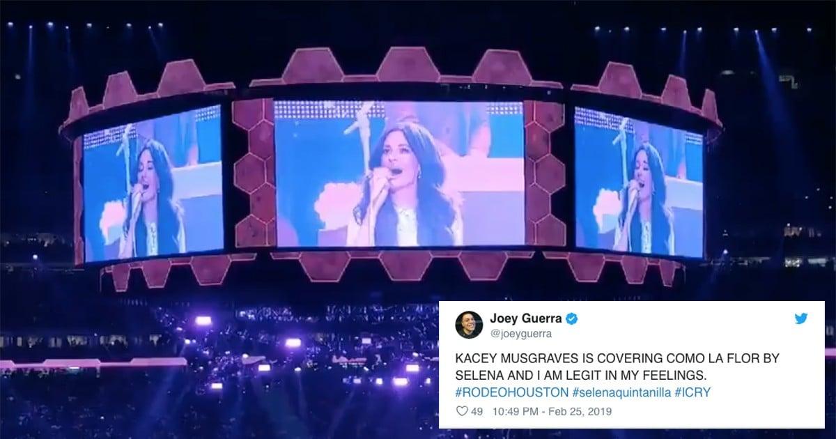 Selena Quintanilla Popsugar