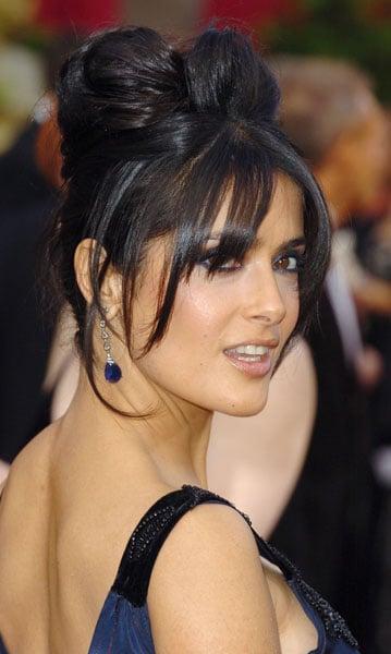 Salma Hayek, 2005