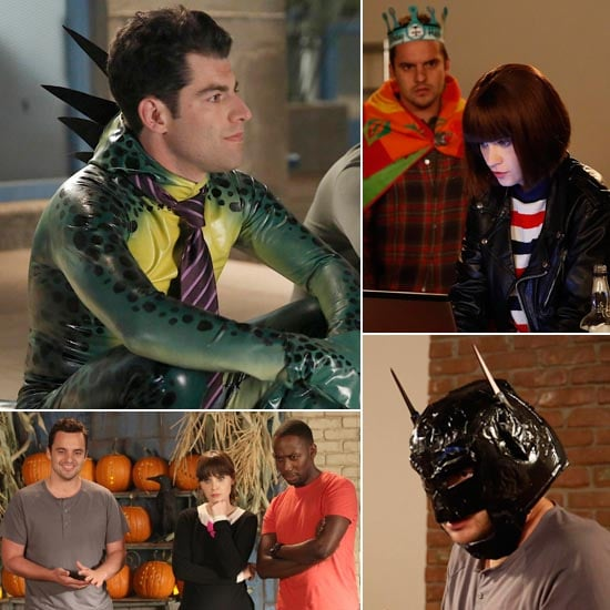 New Girl Halloween Costume New Girl Halloween: See the Hilarious Costumes