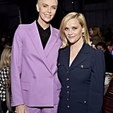 Charlize Theron and Reese Witherspoon