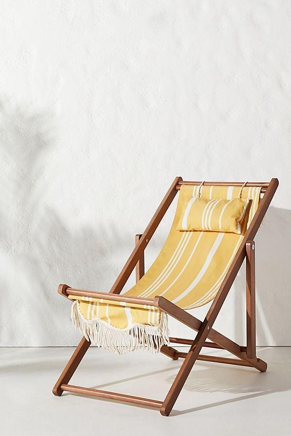 Soleil Beach Chair