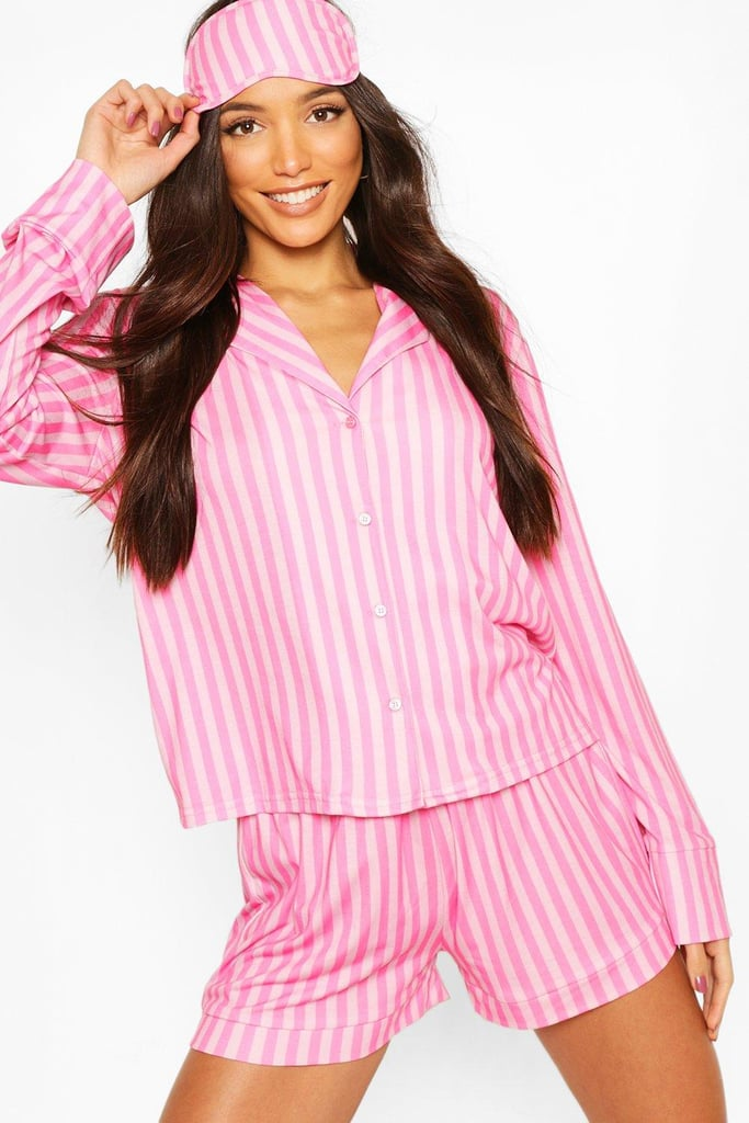 Gemini: A Head-to-Toe Pajama Look