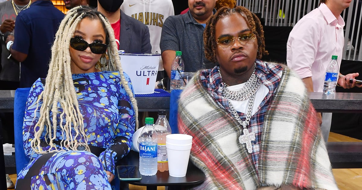 Chloe Bailey and Gunna's Courtside Appearance at the Atlanta Hawks Game Has Fans in a Frenzy.jpg