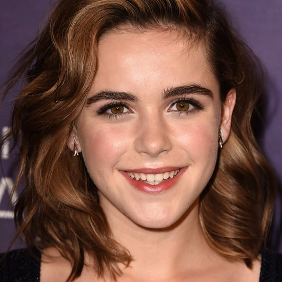 Kiernan Shipka Natural Hair Colour
