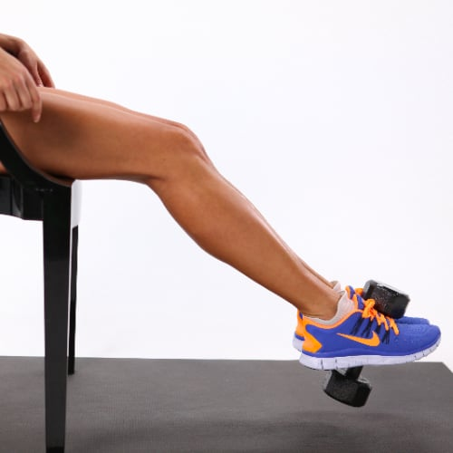 Spring Running Fix: Exercise to Prevent Shin Splints