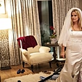 Reese Witherspoon as Madeline Martha Mackenzie in her wedding dress from her wedding to Ed.