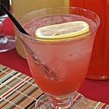 The Sicilian Cooler, with Campari and Solerno, was my favorite refreshment of the afternoon.