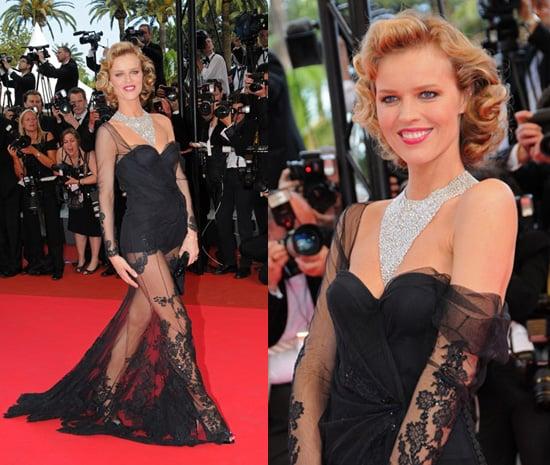 2008 Cannes Film Festival: Eva Herzigova
