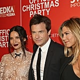 Jennifer Aniston at Office Christmas Party Premiere in NYC