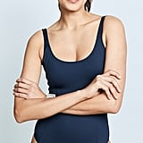 Fleur du Mal Scoop Neck One Piece​