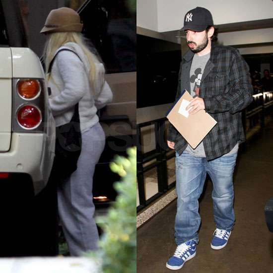 First Pictures of Christina Aguilera and Jordan Bratman After Separation Announcement