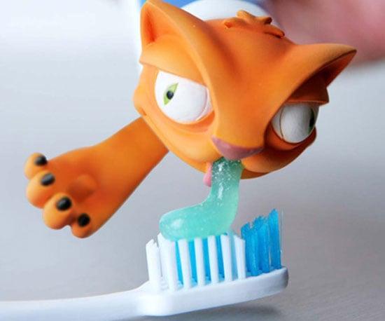 Spread Heads Toothpaste Cap