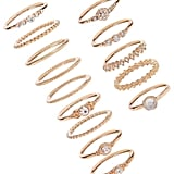 Forever 21 Assorted Stackable Ring Set