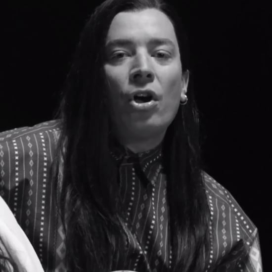 "Stop Everything: Jack Black and Jimmy Fallon Re-Created the ""More Than Words"" Music Video"