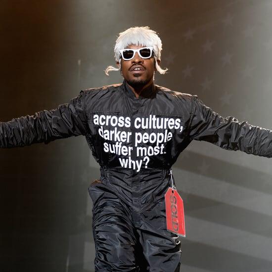 André 3000's Political Slogan Shirts For Black Lives Matter