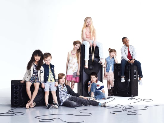 River Island Launch Childrenswear for Spring Summer 2010