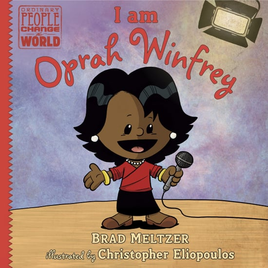 Ordinary People Change the World Oprah Book | Brad Meltzer