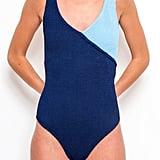 Pandora Sykes x Hunza G Kerry Swimsuit ($150)
