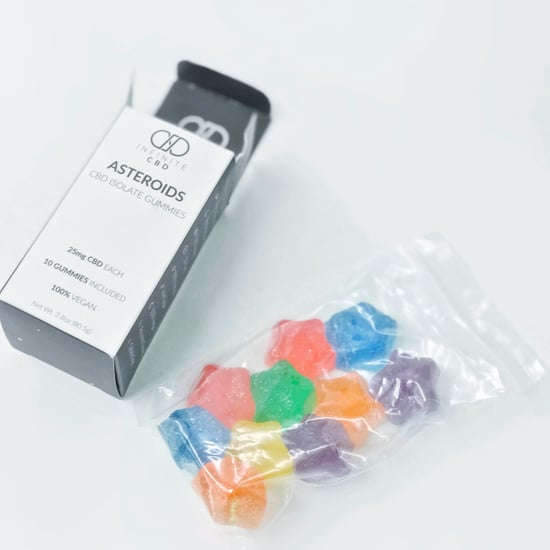 Infinite CBD Asteroids CBD Isolate Gummies